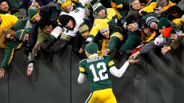 Playoff Packers