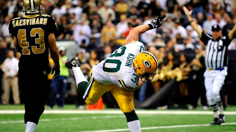 <b>Sept. 8:</b> Saints at Packers