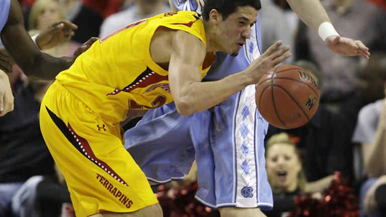 Maryland 88, (3) North Carolina 85 (OT)