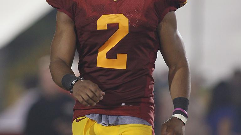 Overrated safety: Taylor Mays, USC