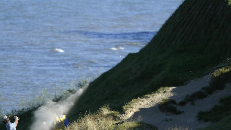 Whistling Straits: 17th Hole