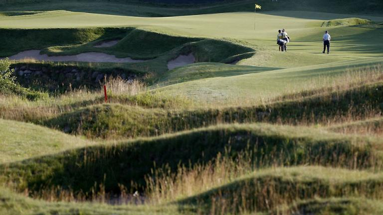 Whistling Straits: 18th Hole