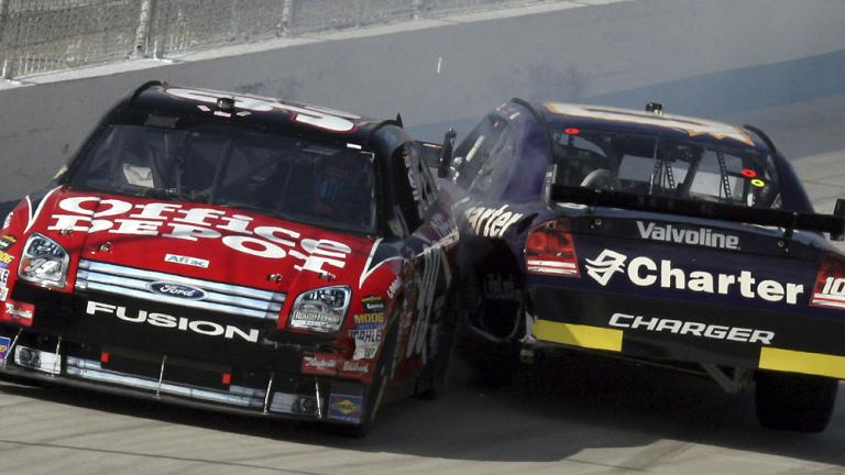 Camping World RV 400 presented by AAA