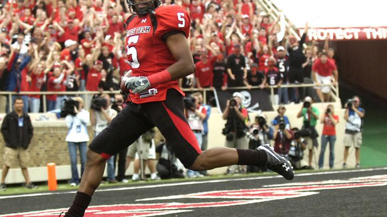 No. 7 Texas Tech 37, Nebraska 31, OT