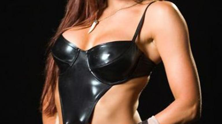 Christy Hemme, April 2005