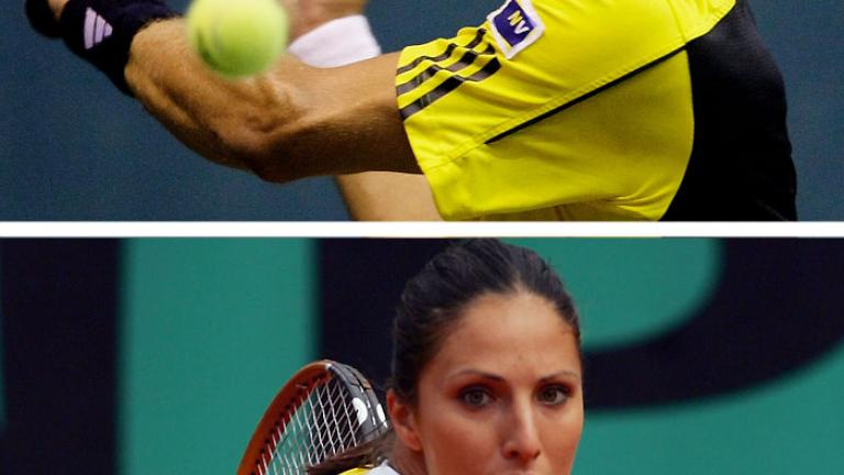 Who is hookup who in the tennis world