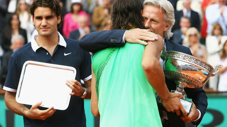 June 8: Nadal's fourth straight French Open title