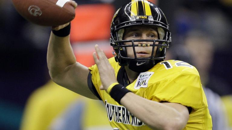 New Orleans: Southern Miss 30, Troy 27, OT