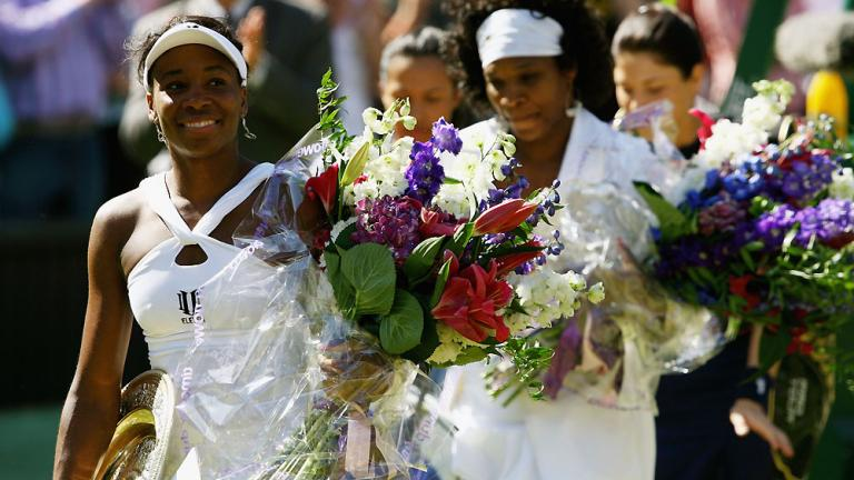 July 5: Williams vs. Williams for the Wimbledon title