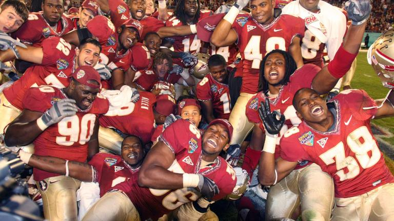 Champs Sports: Florida State 42, Wisconsin 13