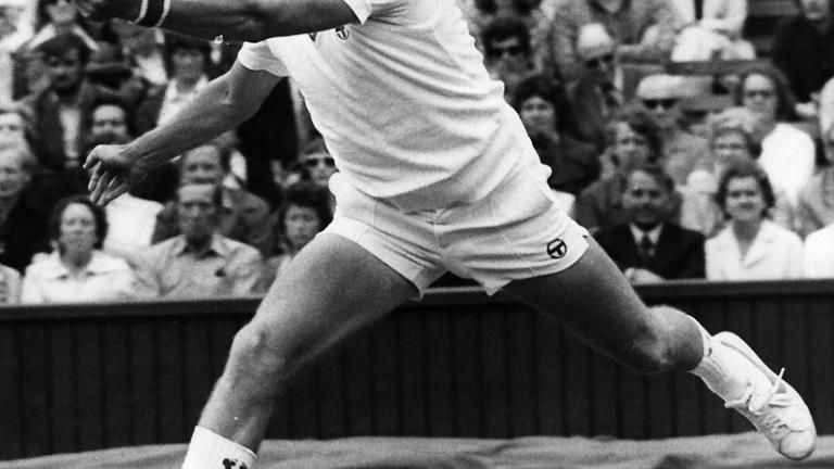 1975 final: Connors vs. Newcombe