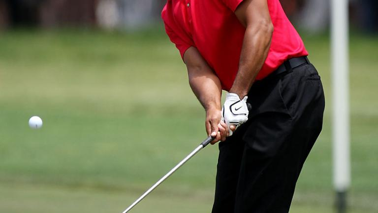 ... Tiger Woods continued ...