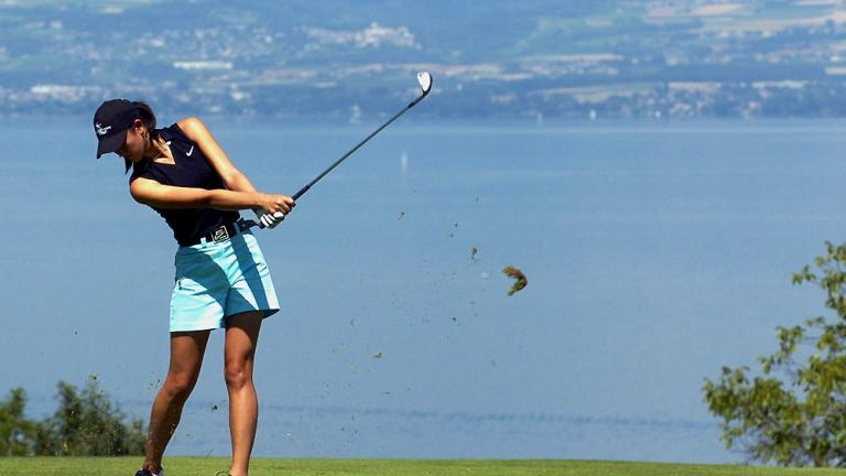 2005: Evian Masters