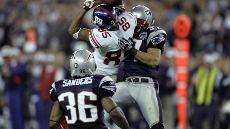 Special Effects: David Tyree