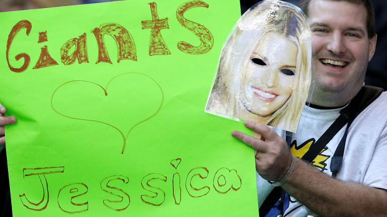 Supporting Actress: Jessica Simpson