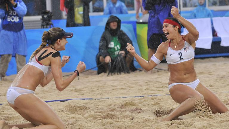 Best Actress: Kerri Walsh and Misty May-Treanor
