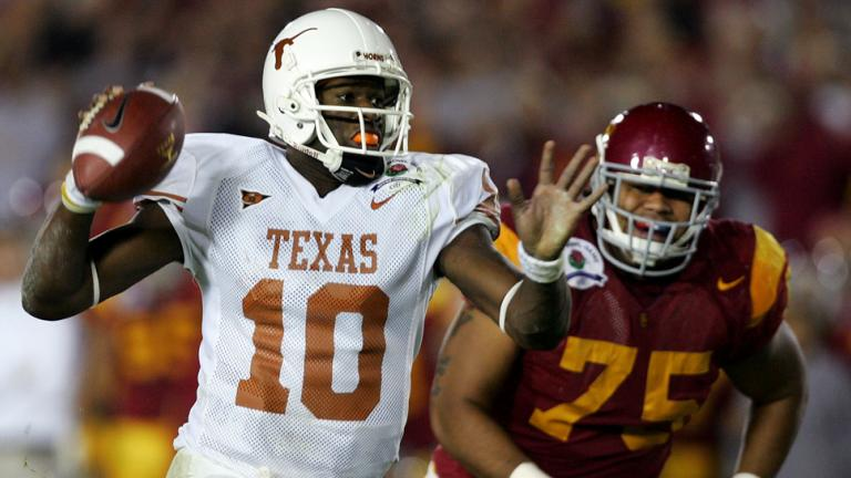 1. Vince Young