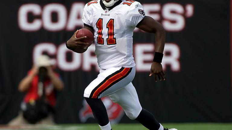 QB Josh Johnson, Buccaneers
