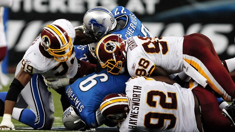 Defense - Redskins