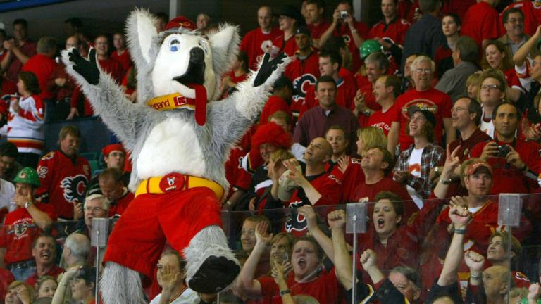 Nbcsports Com S Top 5 Sports Mascots Of All Time Nbc Sports