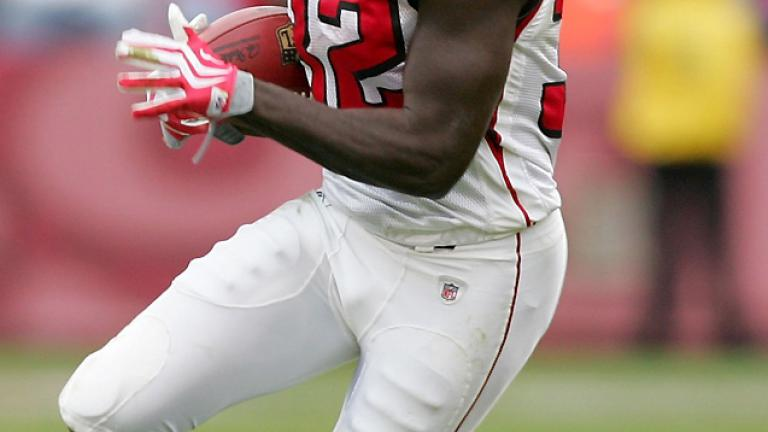 RB Jerious Norwood, Falcons