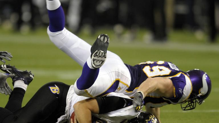 Ravens' rally crushed