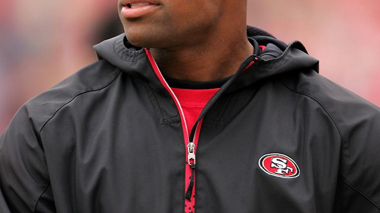 WR Michael Crabtree, 49ers