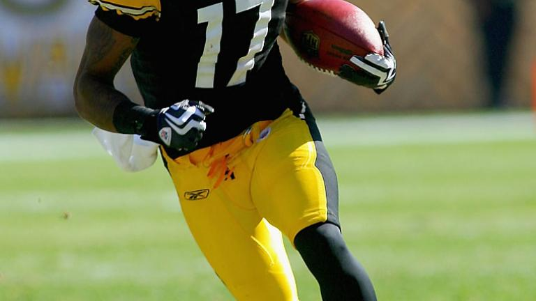 WR Mike Wallace, Steelers