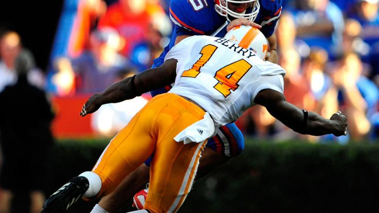 Eric Berry, S, Tennessee