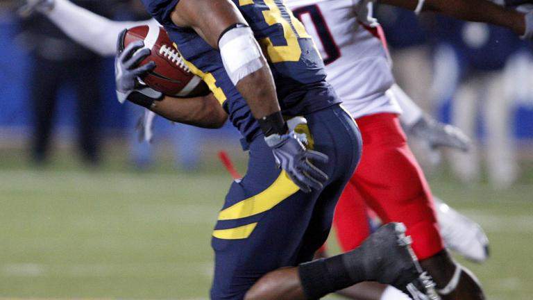 California 24, No. 18 Arizona 16