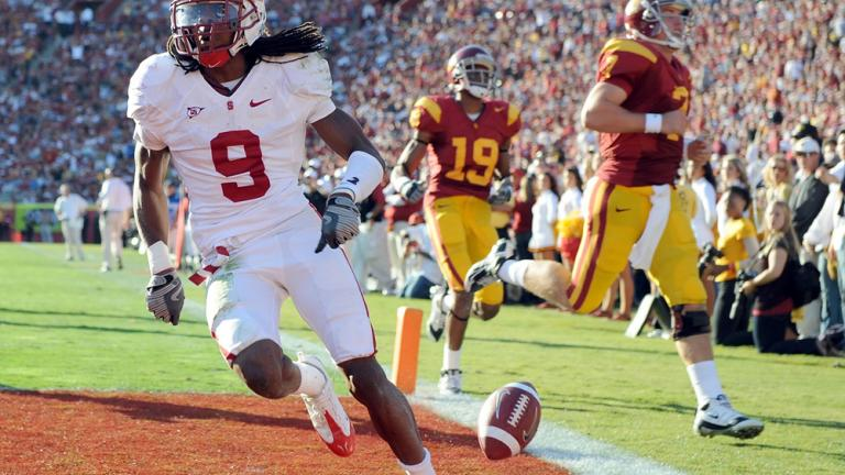 Stanford 55, No. 11 USC 21