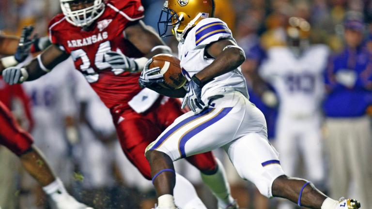 No. 17 LSU 33, Arkansas 30, OT