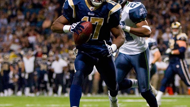 WR Donnie Avery, Rams