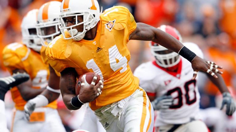 Eric Berry, S, Tennessee, Jr.