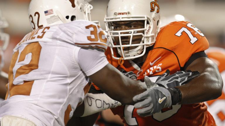Russell Okung, OT, Oklahoma State, Sr.