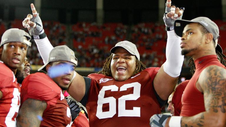Terrence Cody, DT, Alabama, Sr.