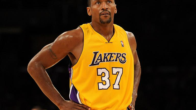 Ron Artest, Lakers