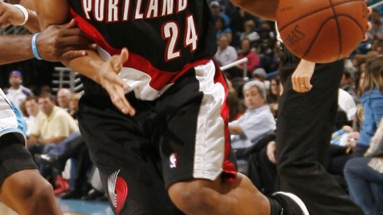 Andre Miller, Trail Blazers