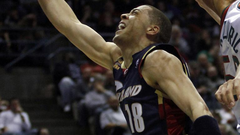 Anthony Parker, Cavaliers