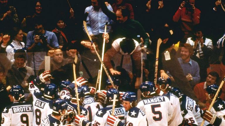 """Miracle on Ice"""