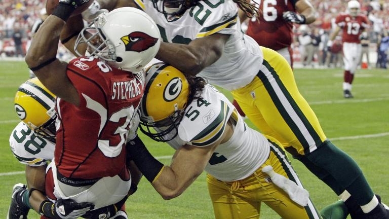 cardinals vs packers
