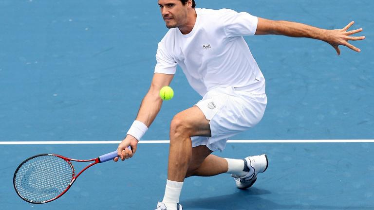 18. Tommy Haas