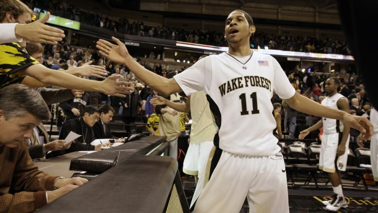 24. Wake Forest