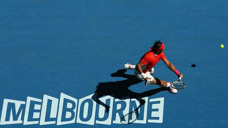 Making his mark in Melbourne