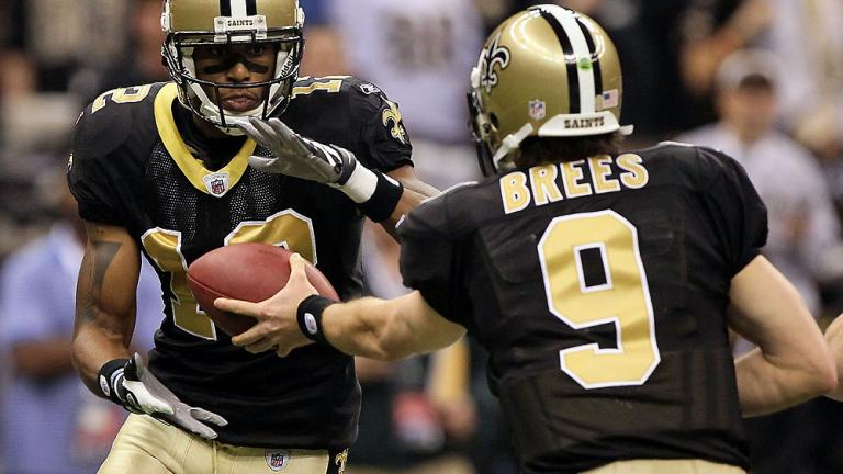 8. Explosive Saints offense