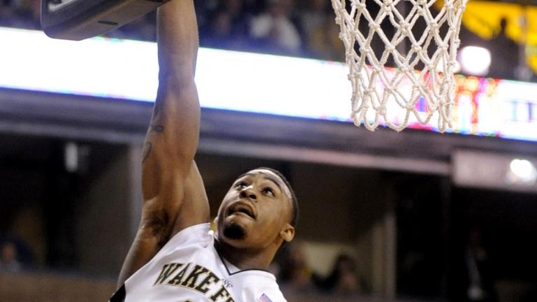12. Wake Forest