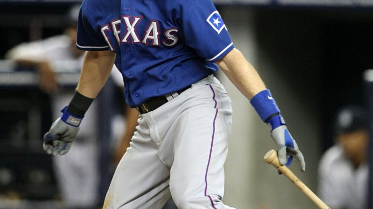 Michael Young, 3B, Rangers