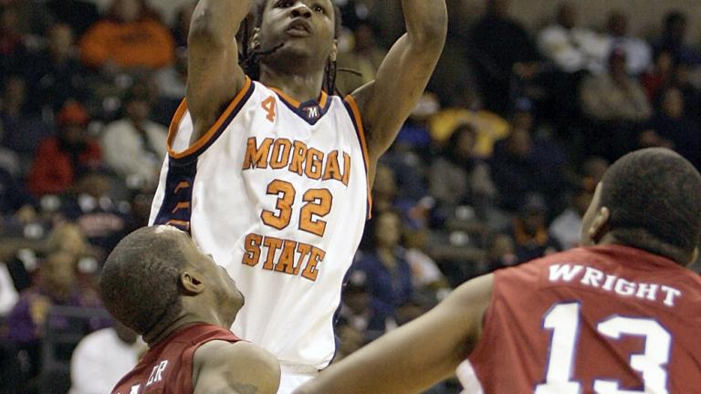 Morgan State (15 seed, East)