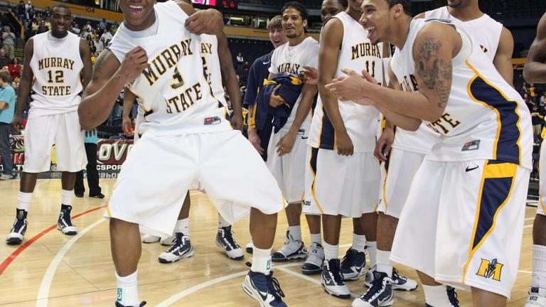 Murray State (13 seed, West)