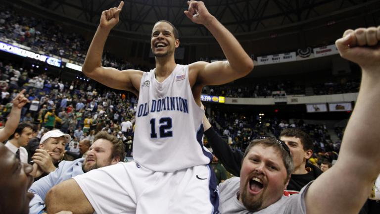 Old Dominion (11 seed, South)